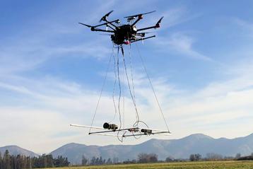 dron-magne